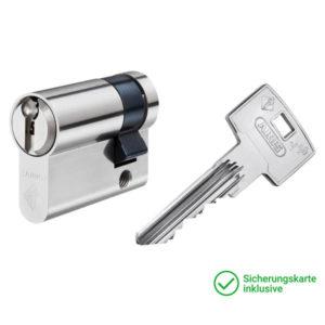ABUS V14 Halbzylinder mit Schlüssel