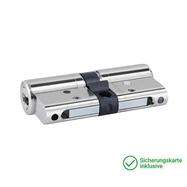 BKS Janus Serie 46 Doppelzylinder Sicherheitsausführung Schließzylinder für Schließanlagen + Gleichschließungen