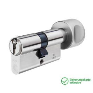 ABUS V14 Doppelzylinder Knaufzylinder für Schließanlagen und Gleichschließung