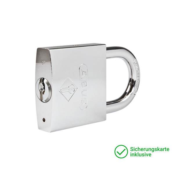 ABUS Wavy Line Pro Vorhangschloss Schließzylinder für Schließanlagen + Gleichschließungen