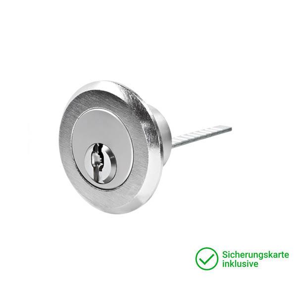 ABUS Wavy Line Pro Außenzylinder Schließzylinder für Schließanlagen + Gleichschließungen
