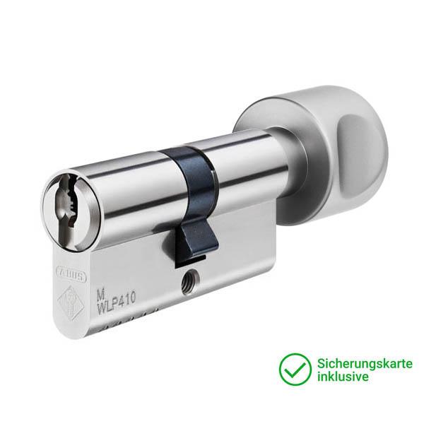 ABUS Wavy Line Pro Doppelzylinder Knaufzylinder Schließzylinder für Schließanlagen + Gleichschließungen