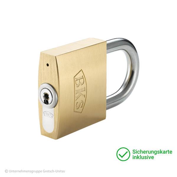 BKS Janus 46 Vorhangschloss Schließzylinder für Schließanlagen + Gleichschließungen