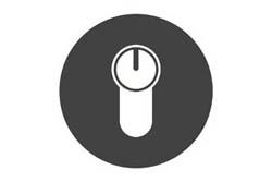 Schließanlagen Direkt Online Shop Schließzylinder Einzelkomponenten Icon